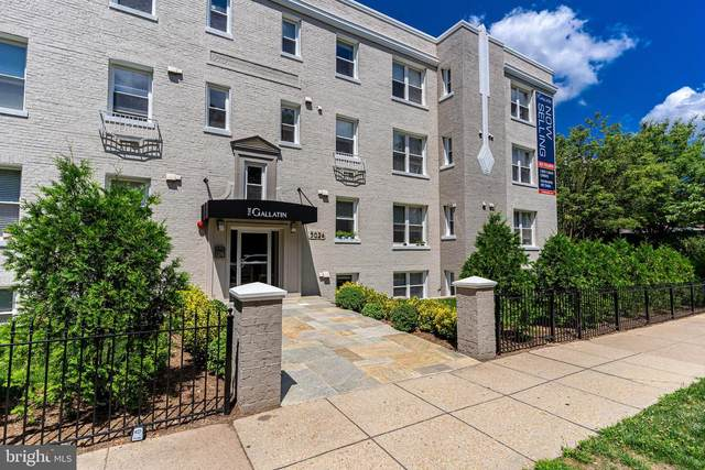 906 Gallatin Street NW #304, WASHINGTON, DC 20011 (#DCDC474562) :: Eng Garcia Properties, LLC