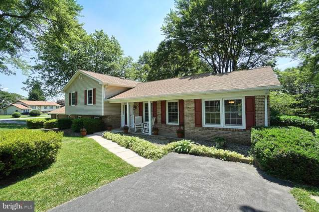 5813 Catoctin Vista Drive, MOUNT AIRY, MD 21771 (#MDFR266464) :: Colgan Real Estate