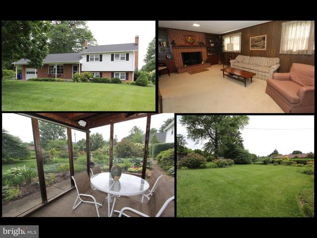 7930 Edgewood Farm Road, FREDERICK, MD 21702 (#MDFR266466) :: City Smart Living