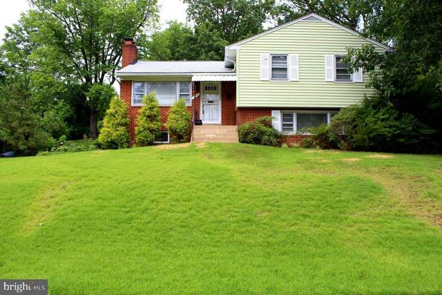 9504 Woodberry Street, LANHAM, MD 20706 (#MDPG572484) :: ExecuHome Realty