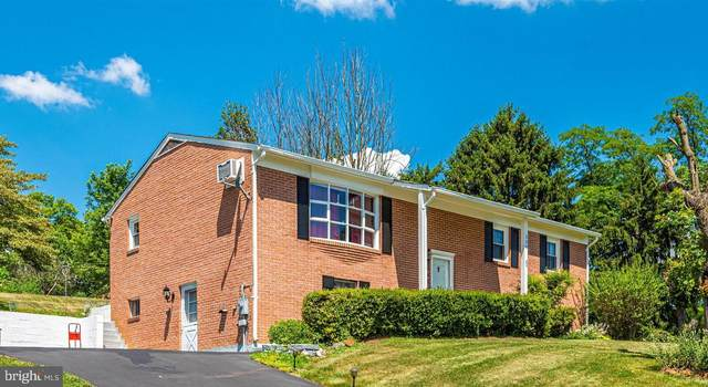 305 S Adams Street, WOODSBORO, MD 21798 (#MDFR266498) :: Network Realty Group