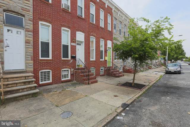 1121 Carroll Street, BALTIMORE, MD 21230 (#MDBA515056) :: Mortensen Team