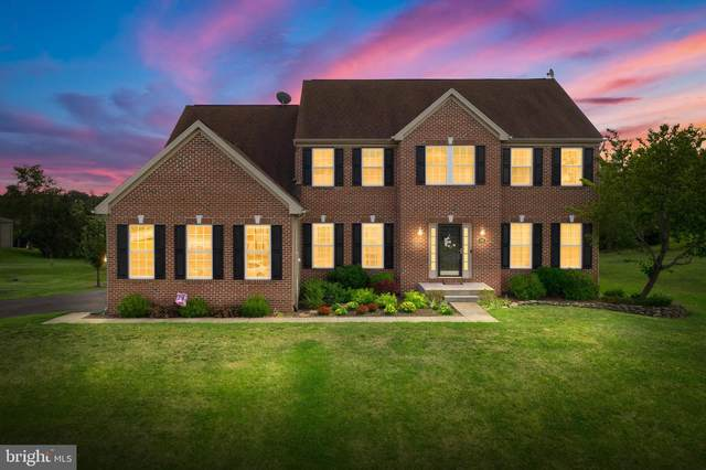 159 Lavender Hills Lane, WINCHESTER, VA 22603 (#VAFV158342) :: The Vashist Group