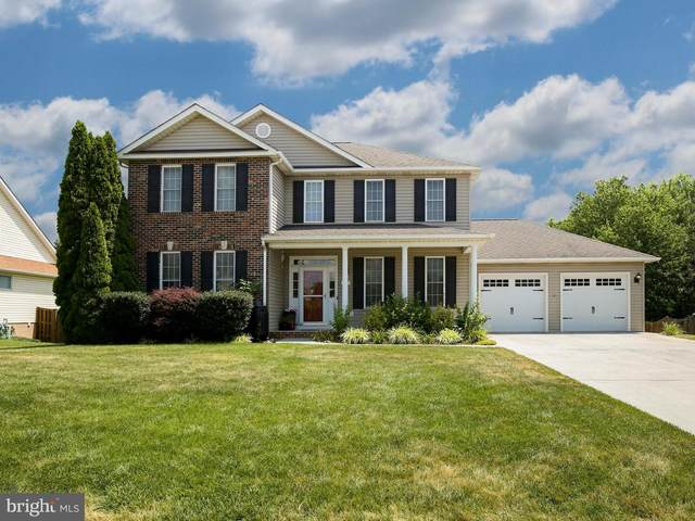 3014 Saratoga Drive, WINCHESTER, VA 22601 (#VAWI114698) :: John Smith Real Estate Group