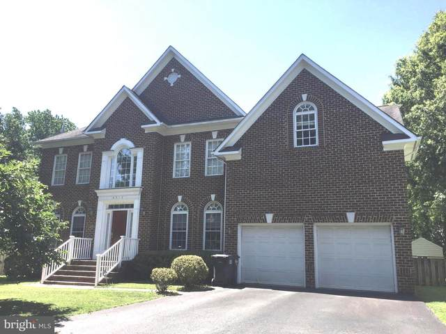 4512 Carrico Drive, ANNANDALE, VA 22003 (#VAFX1137970) :: The Miller Team