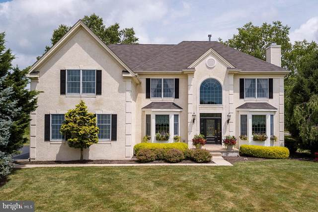 12 Steepleview Court, LAMBERTVILLE, NJ 08530 (#NJHT106294) :: John Lesniewski | RE/MAX United Real Estate