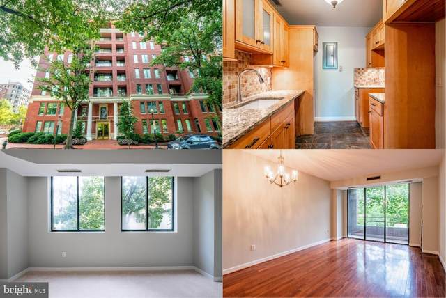 955 26TH Street NW #212, WASHINGTON, DC 20037 (#DCDC475074) :: Colgan Real Estate