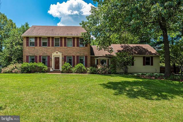 4609 Skyline Terrace, FREDERICK, MD 21703 (#MDFR266638) :: The MD Home Team