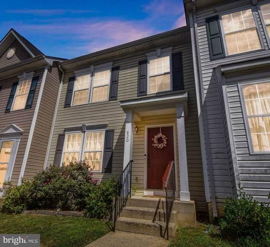 820 Gallows Court, CULPEPER, VA 22701 (#VACU141834) :: A Magnolia Home Team