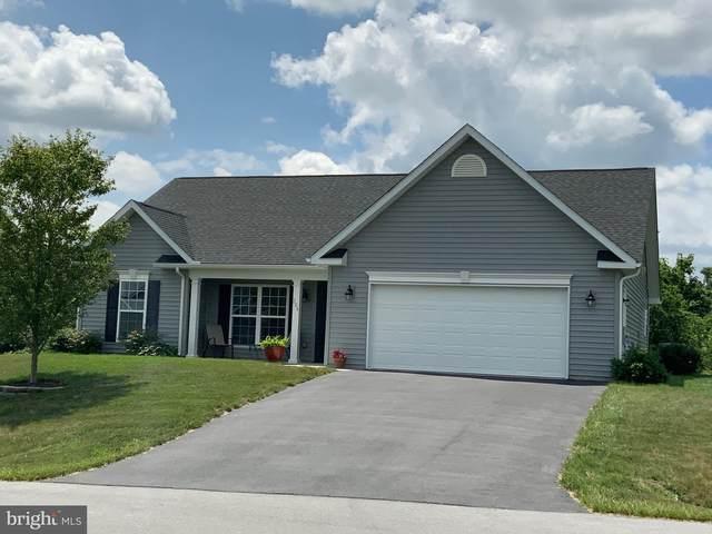 354 Balmoral Lane, MARTINSBURG, WV 25404 (#WVBE178252) :: Arlington Realty, Inc.