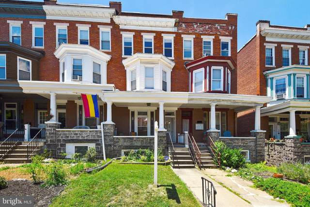 3022 Guilford Avenue, BALTIMORE, MD 21218 (#MDBA515512) :: The MD Home Team
