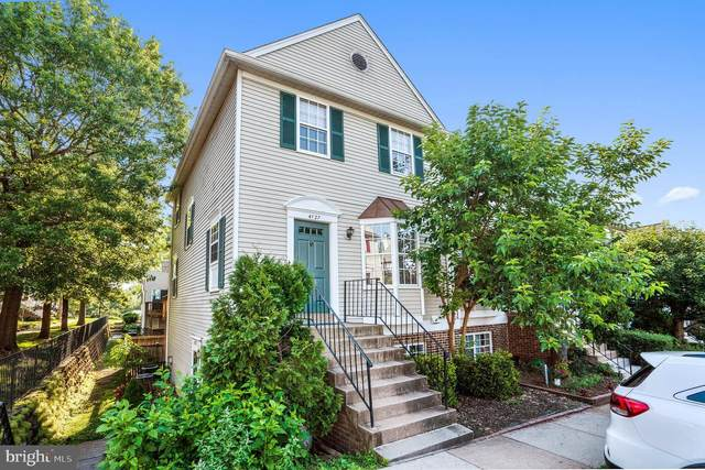 4127 Weeping Willow Court 142-A, CHANTILLY, VA 20151 (#VAFX1138422) :: AJ Team Realty