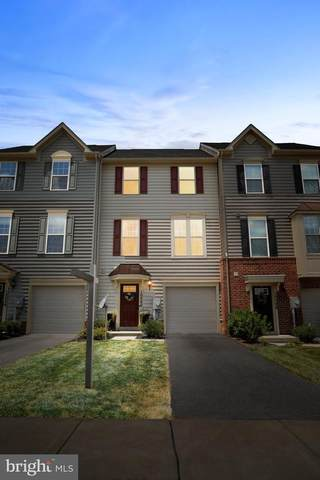 10096 Beerse Street, IJAMSVILLE, MD 21754 (#MDFR266706) :: The Riffle Group of Keller Williams Select Realtors