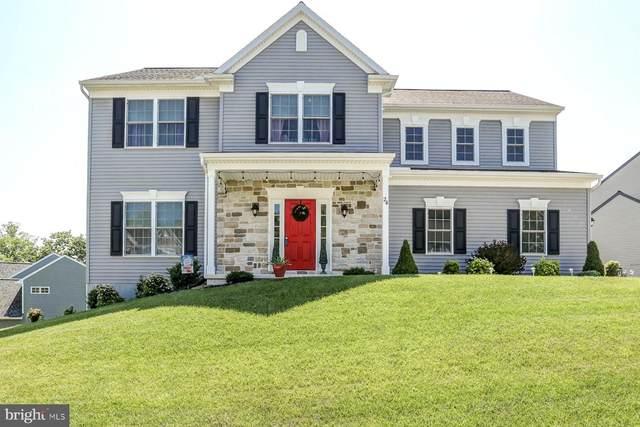 24 Shelduck Lane, MECHANICSBURG, PA 17050 (#PACB125214) :: The Joy Daniels Real Estate Group