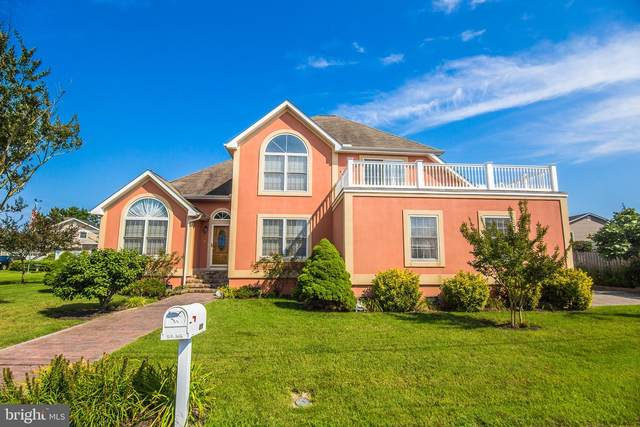 1555 Teal Drive, OCEAN CITY, MD 21842 (#MDWO114828) :: Sunita Bali Team at Re/Max Town Center
