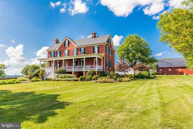 15186 Loyalty Road, WATERFORD, VA 20197 (#VALO415000) :: Peter Knapp Realty Group