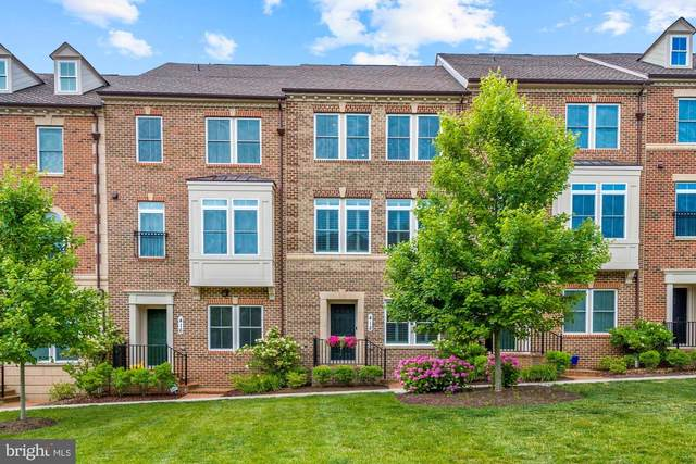 412 Blue Flax Place, GAITHERSBURG, MD 20878 (#MDMC714392) :: The Miller Team