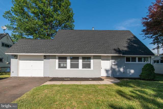 54 Ironwood Road, LEVITTOWN, PA 19057 (#PABU500518) :: ExecuHome Realty