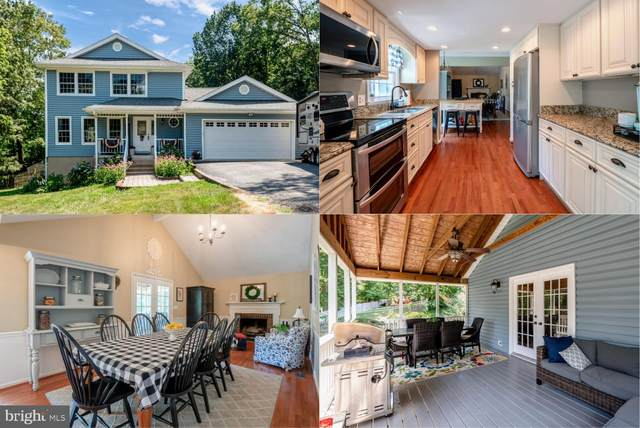 1103 Columbus Drive, STAFFORD, VA 22554 (#VAST223468) :: AJ Team Realty