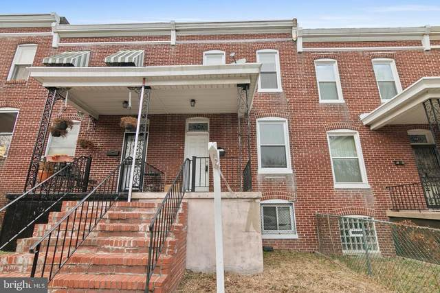 714 E 37TH Street, BALTIMORE, MD 21218 (#MDBA515672) :: Network Realty Group