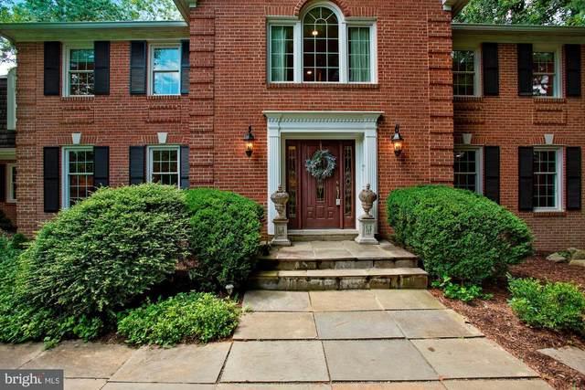 9511 Brian Jac Lane, GREAT FALLS, VA 22066 (#VAFX1138812) :: Larson Fine Properties