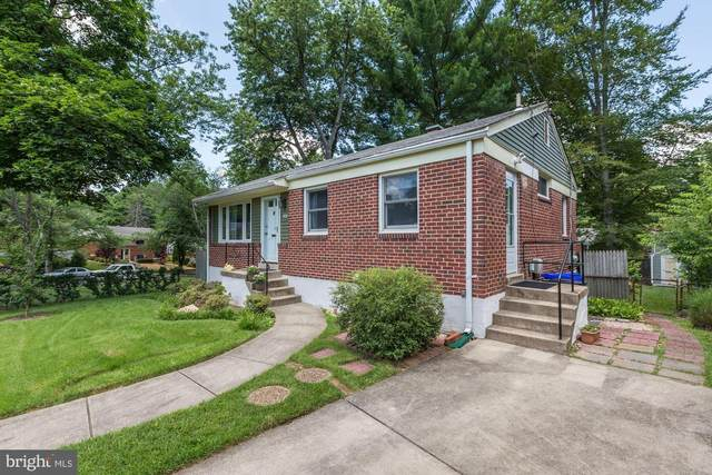3927 Lantern Drive, SILVER SPRING, MD 20902 (#MDMC714612) :: Revol Real Estate