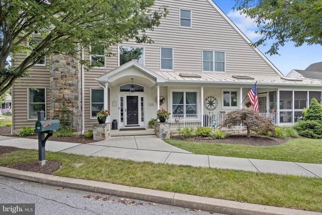 500 Victoria Gardens Drive, KENNETT SQUARE, PA 19348 (#PACT510238) :: Jason Freeby Group at Keller Williams Real Estate