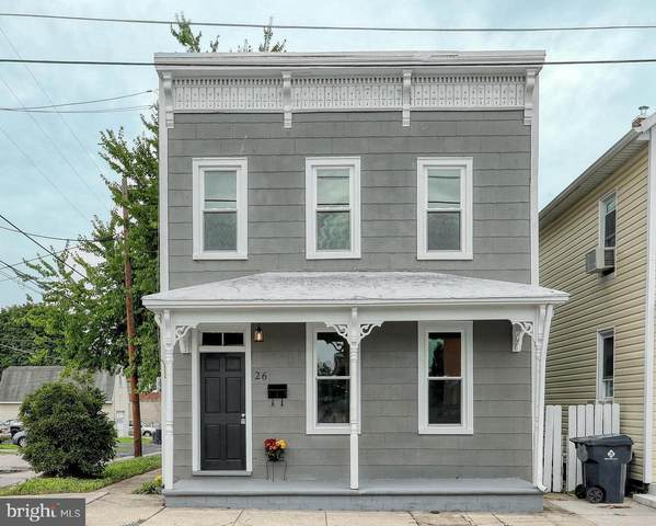 26 N Franklin Street, GETTYSBURG, PA 17325 (#PAAD112154) :: TeamPete Realty Services, Inc