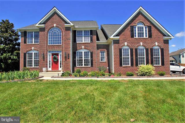 105 Red Tail Drive, DOVER, DE 19904 (#DEKT239812) :: ExecuHome Realty