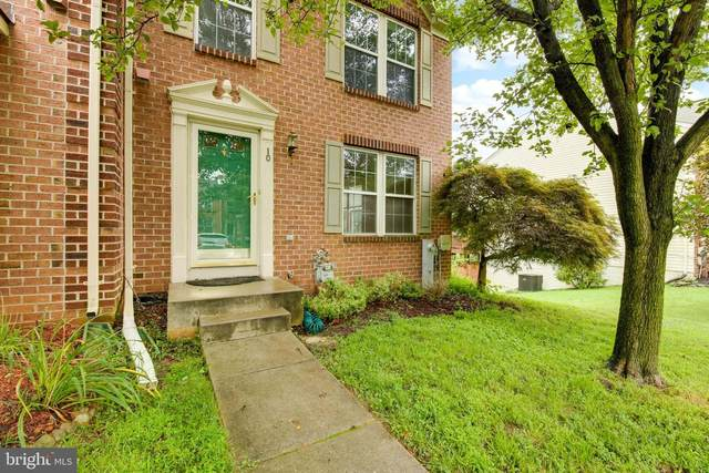 10 Bluestem Court, OWINGS MILLS, MD 21117 (#MDBC498888) :: Arlington Realty, Inc.