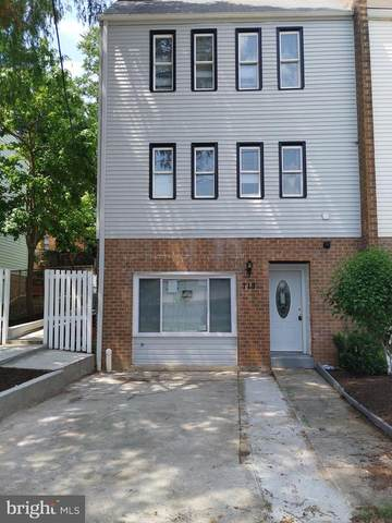 718 Mississippi Avenue SE, WASHINGTON, DC 20032 (#DCDC475784) :: Larson Fine Properties