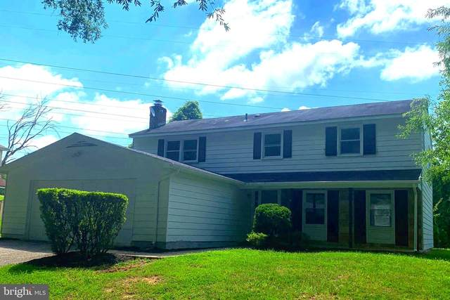 9132 Old Burton Circle, UPPER MARLBORO, MD 20772 (#MDPG573390) :: Certificate Homes