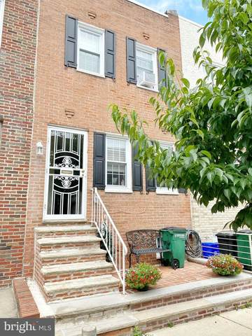2814 S 12TH Street, PHILADELPHIA, PA 19148 (#PAPH911396) :: Shamrock Realty Group, Inc