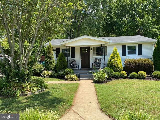 195 Linden Street, WARRENTON, VA 20186 (#VAFQ166232) :: RE/MAX Cornerstone Realty