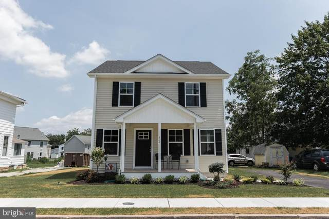 109 Franklin Street, MILFORD, DE 19963 (#DESU164020) :: RE/MAX Main Line