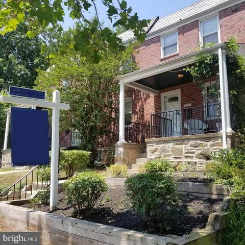 902 Chestnut Hill Avenue, BALTIMORE, MD 21218 (#MDBA516122) :: The Redux Group