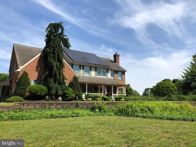 22 Buttonwood Drive, PILESGROVE, NJ 08098 (MLS #NJSA138586) :: The Dekanski Home Selling Team