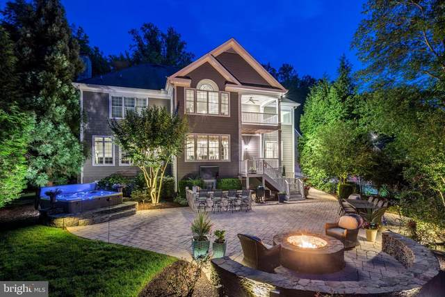 9056 Jeffery Road, GREAT FALLS, VA 22066 (#VAFX1139604) :: John Lesniewski | RE/MAX United Real Estate