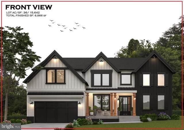 340 Holmes Drive NW, VIENNA, VA 22180 (#VAFX1139640) :: Pearson Smith Realty