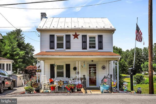 29 Mountain Street, MOUNT HOLLY SPRINGS, PA 17065 (#PACB125400) :: The Heather Neidlinger Team With Berkshire Hathaway HomeServices Homesale Realty