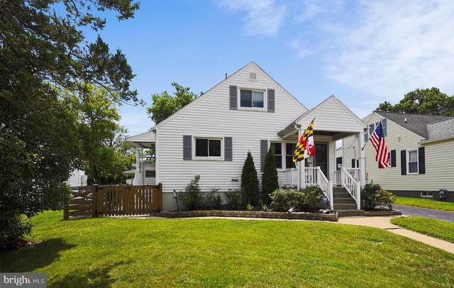 603 Cleveland Road, LINTHICUM, MD 21090 (#MDAA439556) :: SP Home Team