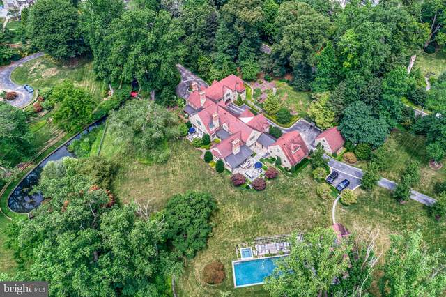 135 Cheswold Valley Road, HAVERFORD, PA 19041 (#PAMC655448) :: The John Kriza Team