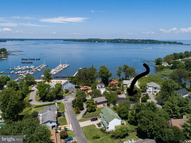 1005 Lake Claire Drive, ANNAPOLIS, MD 21409 (#MDAA439566) :: ExecuHome Realty