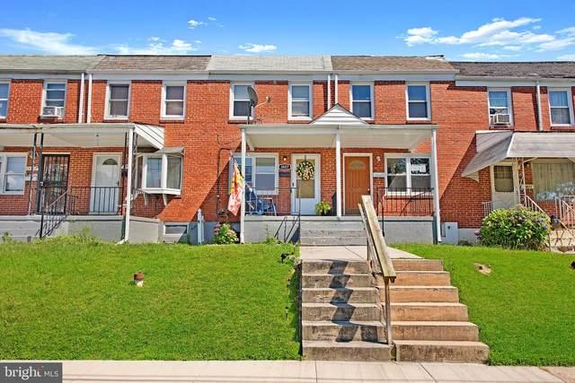 3607 Mactavish Avenue, BALTIMORE, MD 21229 (#MDBA516400) :: Larson Fine Properties