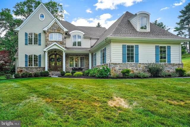 100 Grey Dove Drive, CHADDS FORD, PA 19317 (#PACT510624) :: Keller Williams Real Estate