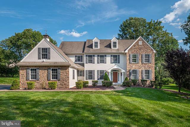 1658 E Boot Road, WEST CHESTER, PA 19380 (#PACT510632) :: The John Kriza Team