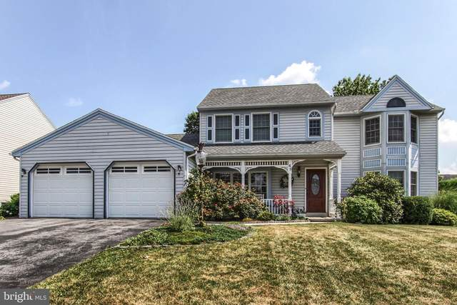 48 Windsor Way, CAMP HILL, PA 17011 (#PACB125464) :: The Heather Neidlinger Team With Berkshire Hathaway HomeServices Homesale Realty