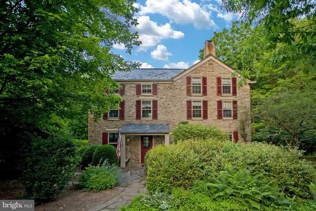 38 Upper Creek Road, STOCKTON, NJ 08559 (#NJHT106348) :: Shamrock Realty Group, Inc