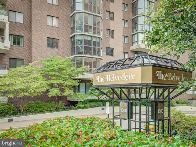 1600 N Oak Street #1607, ARLINGTON, VA 22209 (#VAAR165704) :: Bic DeCaro & Associates