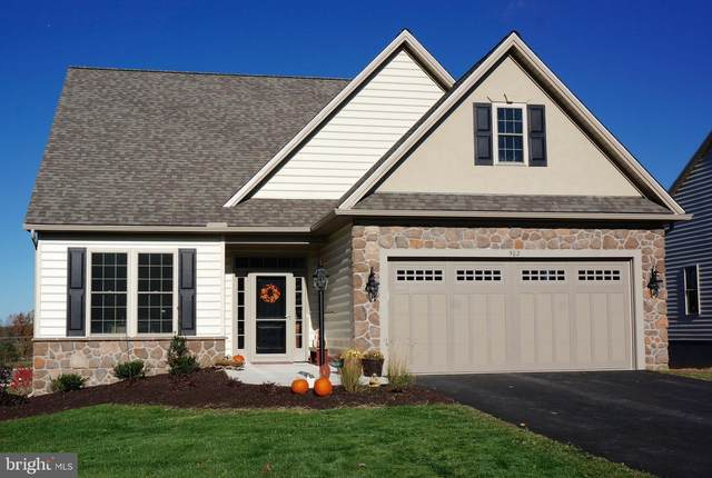 841 Summer Breeze Path, COCHRANVILLE, PA 19330 (#PACT510718) :: REMAX Horizons